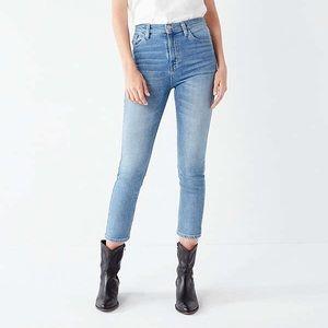 Urban Outfitters Girlfriend High-rise Jean